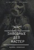 """Обложка книги """"Заводных дел мастер"""""""