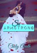 """Cubierta del libro """"Sr. Armstrong"""""""