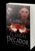 """Cubierta del libro """"Saga El ángel"""""""