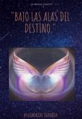 """Cubierta del libro """"Bajo las alas del destino"""""""