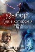 """Обложка книги """"Выбор: Мир, в котором я слуга"""""""