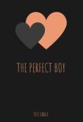 """Cubierta del libro """"The perfect boy"""""""