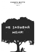 """Обложка книги """"Не забывай меня!"""""""