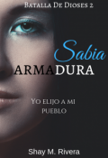 """Cubierta del libro """"Sabia Armadura ©"""""""