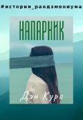 """Обложка книги """"Напарник"""""""