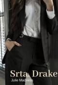 "Cubierta del libro ""Srta. Drake"""
