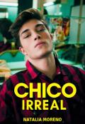 """Cubierta del libro """"Chico irreal"""""""