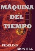 """Cubierta del libro """"Máquina del tiempo"""""""