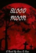 "Book cover ""Blood Moon"""