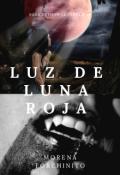 """Cubierta del libro """"Luz de luna roja """""""