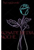 """Cubierta del libro """"Rosa de Medianoche"""""""