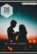 "Book cover ""The Amateur Love"""
