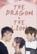 "Book cover ""The dragon and the lion"""