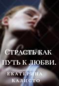 """Обложка книги """"Страсть как путь к любви."""""""