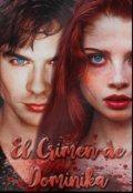 """Cubierta del libro """"El Crimen de Dominika."""""""