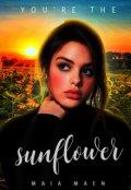 "Cubierta del libro ""Sunflower"""