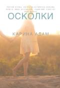 "Обложка книги ""Осколки"""