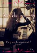 """Cubierta del libro """"Melodia perfecta"""""""