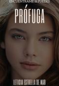 """Cubierta del libro """"PrÓfuga"""""""