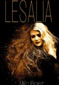 """Cubierta del libro """"Lesalia"""""""