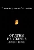 """Обложка книги """"От Луны не уйдешь """""""