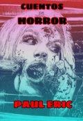 """Cubierta del libro """"Cuentos De Horror"""""""