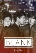 """Book cover """"Blank"""""""
