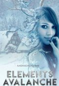 """Book cover """"Elements Avalanche (english)"""""""