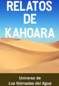 """Cubierta del libro """"Relatos de Kaohara"""""""