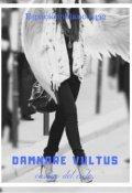 """Cubierta del libro """"Damnare Vultus"""""""