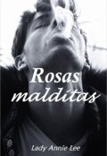 """Cubierta del libro """"Rosas malditas"""""""