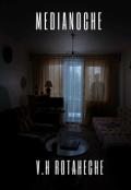 """Cubierta del libro """"Medianoche"""""""