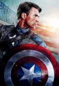 """Book cover """"Captain America One-shots """""""