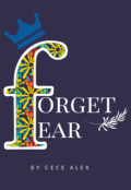 "Book cover ""Forget Fear"""