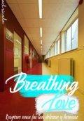 """Cubierta del libro """"Breathing Love ©"""""""