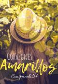 """Cubierta del libro """"Corazones Amarillos """""""