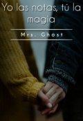 """Cubierta del libro """"Yo las letras, tú la magia. """""""