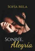 """Cubierta del libro """"Sonríe, Alegría"""""""