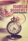"""Cubierta del libro """"Isabella Rooselvet"""""""