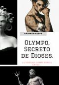 """Cubierta del libro """"Olympo, Secretos de dioses"""""""