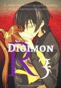 """Cubierta del libro """"Digimon R3"""""""