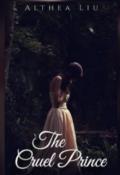 """Book cover """"The Cruel Prince"""""""