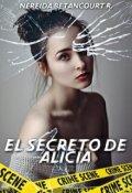 """Cubierta del libro """"El secreto de Alicia."""""""