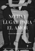 """Cubierta del libro """"No hay lugar para el amor"""""""