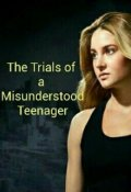 """Book cover """"The Trials of a Misunderstood Teenager"""""""