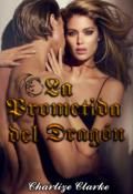 """Cubierta del libro """"La Prometida del Dragón"""""""