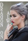 "Обложка книги ""Dragon on always"""