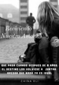 """Cubierta del libro """"Reviviendo Nuestro Amor"""""""