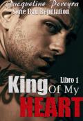 "Cubierta del libro ""King Of My Heart"""