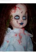 """Обложка книги """"Старинная кукла"""""""